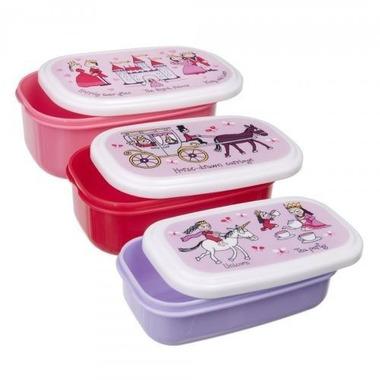 Pudełka na lunch wzór KsiężniczkiTyrrell Katz