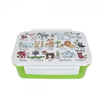 Pudełko na lunch wzór Dżungla Tyrrell Katz
