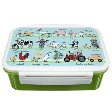 Pudełko na lunch wzór Farma Tyrrell Katz