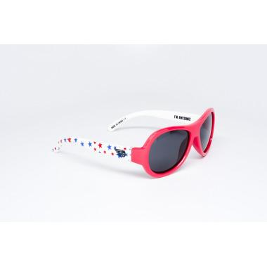 Babiators, okulary z polaryzacją Czerwony gwiezdny pył 0-3