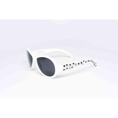 Babiators, okulary z polaryzacją białe z gwizdką 0-3