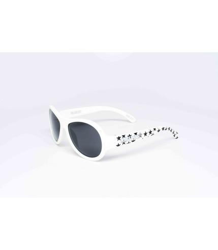 Okulary z polaryzacją białe z gwizdką Babiators