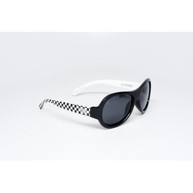 Babiators, okulary z polaryzacją Czarny kurza stopka 0-3