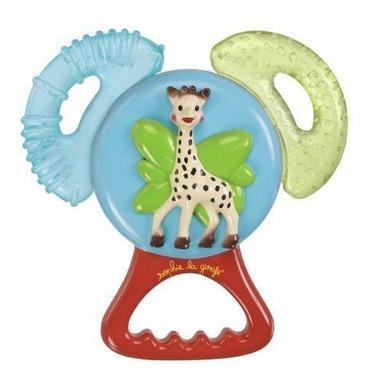 Wibrujący gryzak lodowy Żyrafa Sophie