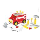 Janod, ciężarówka z narzędziami do ciągnięcia Bricolo