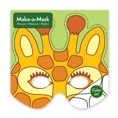 MUDPUPPY Robimy maski - Zwierzęta w dżungli