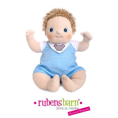 Rubens Barn Baby Erik
