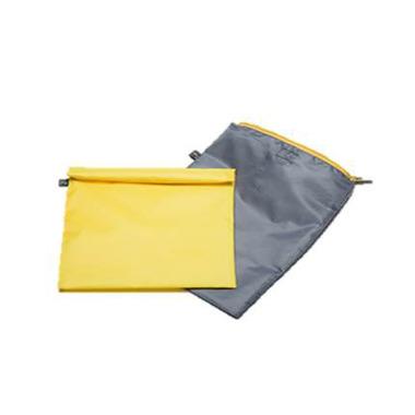 Worki na pieluchy, ubranka 2 szt. żółty i szary