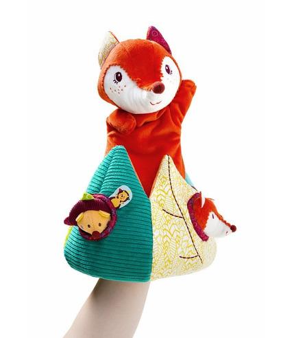 Lisica Alice i Przyjaciele pacynki