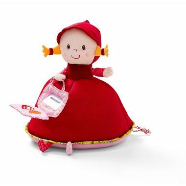 Lilliputiens, grająca skarbonka  z Bajki Czerwony Kapturek