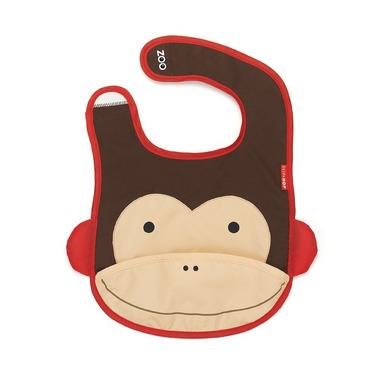 Skip Hop, Śliniaczek Zoo Małpka