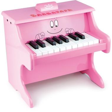 Pianino różowy Barbapapa, Vilac