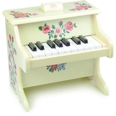 Pianino dla dzieci z nutami By Nathalie Lété, Vilac