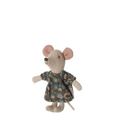 Maileg, myszka mała siostrzyczka