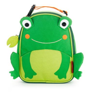 Skip Hop, torba na podwieczorek Żabka- Lunch Box