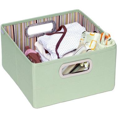 Pudełko niskie JJ Cole zielony