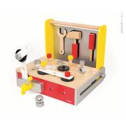 Janod, warsztat z narzędziami składany Bricolo,