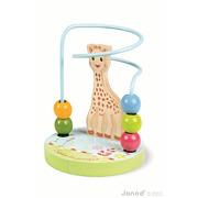 Janod, pętla edukacyjna Żyrafa Sophie,