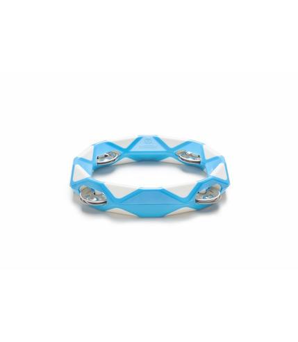 Instrumenty Tamburyn Aqua Blue niebieski KID O
