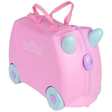 Trunki, jeżdząca walizeczka Różowa Rosie