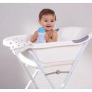 Wanienka dla niemowląt biała Childhome