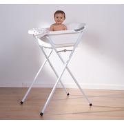 Wanienka dla niemowląt srebrna Childhome