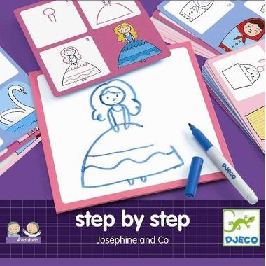 Eduludo Krok po kroku JOSEPHINE