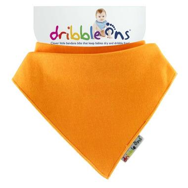 Chustka Dribble Ons - pomarańczowa