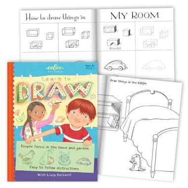 Art Books - nauka rysowania prostych form