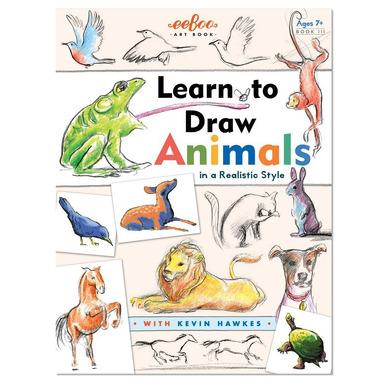 Art Books - nauka rysowania zwierząt