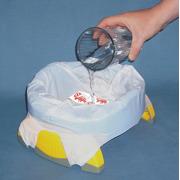 Jednorazowe torebki do nocnika Pottet Plus