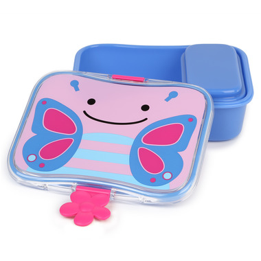 Skip Hop, pudełko śniadaniowe Motyl