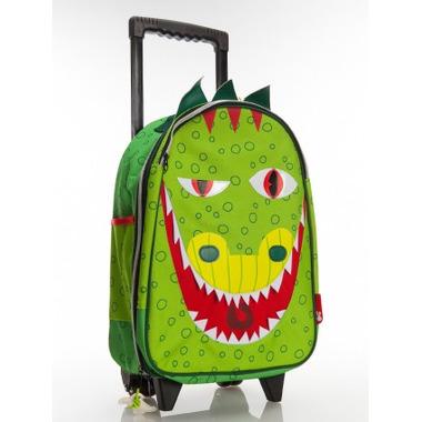 Janod, walizka na kółkach T-Rex,