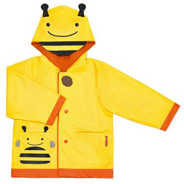 Skip Hop, płaszcz przeciwdeszczowy Zoo Pszczoła S 1-2