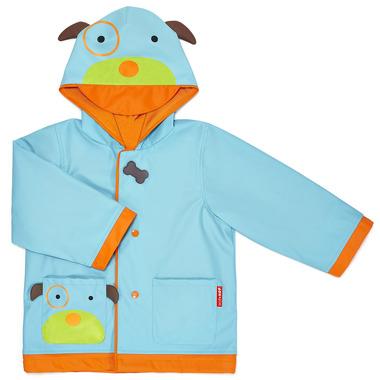 Skip Hop, płaszcz przeciwdeszczowy Zoo Pies S 1-2