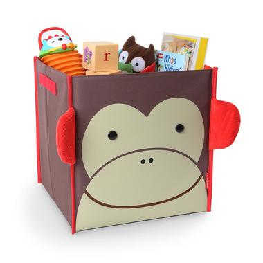Skip Hop, pudełko Zoo Jumbo Małpa