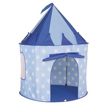 Namiot Niebieski w Gwiazdy Kids Concept