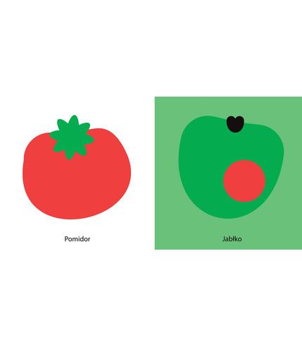 Alinka. Pomidory, jabłka, dżemy
