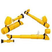 zestaw przyrządów optycznych 3w1: teleskop, peryskop, mikroskop