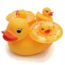 zestaw do kąpieli rodzina kaczek