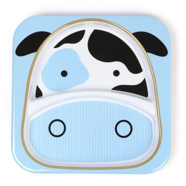 Skip Hop, talerz Zoo Krowa