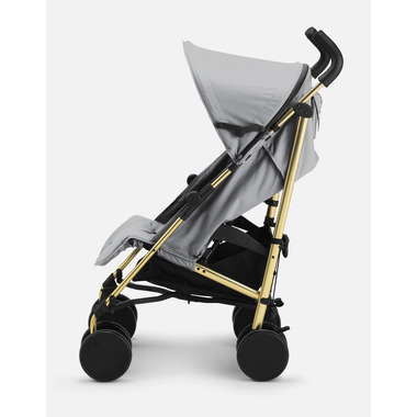 Elodie Details, wózek spacerowy Stockholm Stroller Golden Grey