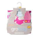Gro Company, Śpiworek Grobag Anorak Kissing Bunnies - grubość 1,0 tog, 0-6 m-cy
