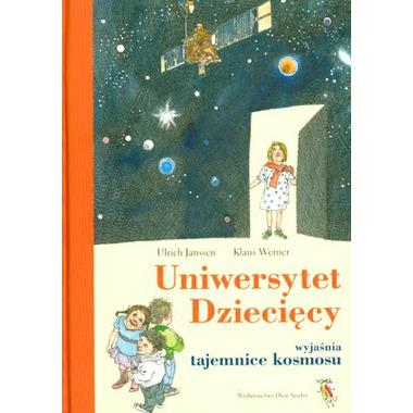Uniwersytet dziecięcy tajemnice kosmosu