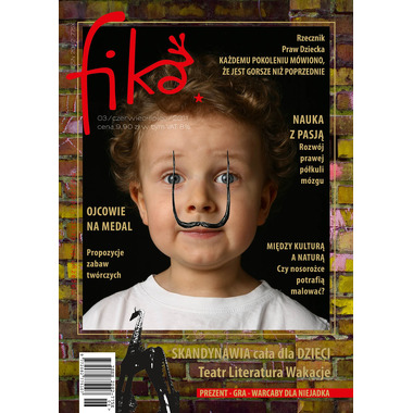 Fika - Magazyn dla rodziców i dzieci czerwiec-lipiec 2011