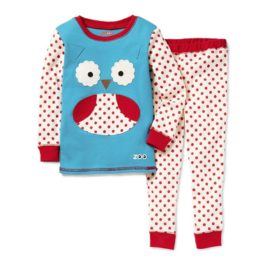 Skip Hop, pidżama Zoo Sowa 2T