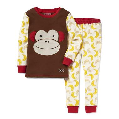 Skip Hop, pidżama Zoo Małpa 4T