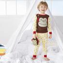 Pidżama Zoo Małpa 4T