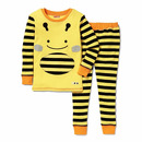 Pidżama Zoo Pszczoła 2T