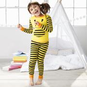 Pidżama Zoo Pszczoła 3T